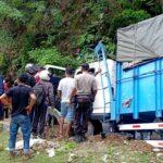 Rem Blong, Fuso Tabrak Tebing