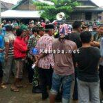 Korupsi Dana Desa, Pemdes Darussalam Didemo