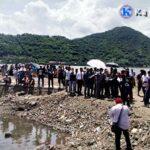 Hakim PTUN Mataram Tinjau Timbunan Amahami, Beberapa Kejanggalan Ditemukan