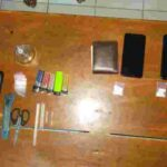 Polsek Rasbar Ungkap Peredaran Narkoba, 4 Orang Ditangkap