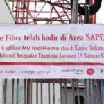IndiHome Fiber Hadir di Area Sape