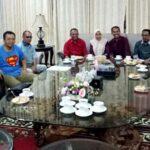 Bicara Penyerahan Aset Dengan Gubernur NTB, Zulkieflimansyah Sambut Positif