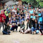 Komunitas Jao Bima dan DLH Penghijauan di Desa-Desa