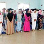 39 Mahasiswi Akbid Harapan Bunda Ikut Gladi Bersih