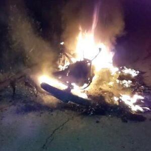Rumah Warga Dodu Dirusak dan Motor DibakarSekelompok Pemuda