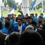 Usai Pelantikan, KNPI DPD II Versi Munas Jakarta Seruduk Kantor Walikota