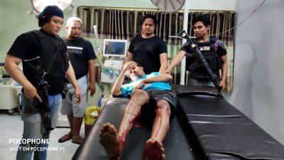 Melawan dan Melarikan Diri, Pelaku Curanmor di 12 Tempat ini Ditembak