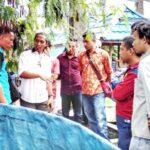 Programkan Budidaya Lele, TPID Wawo dan Monta Kunjungi Kolam Lele Babuju Mandiri
