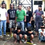 Polres Bima Ungkap Rantai Residivis Curanmor, 3 Orang Diringkus
