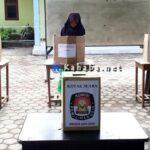Ajarkan Demokrasi, Siswa MTs dan MA Al Husainy Ikut Pemilihan Ketua OSIS