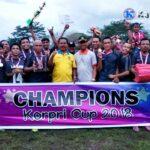 Laga Final Korpri Cup 2019, Dikes FC Pertahankan Gelar Juara