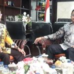 Bertemu Kajati, Walikota Bahas Wilayah Bebas Korupsi