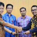 Walikota Bima Terima Aset TPA dan IPLT dari Kementerian PUPR