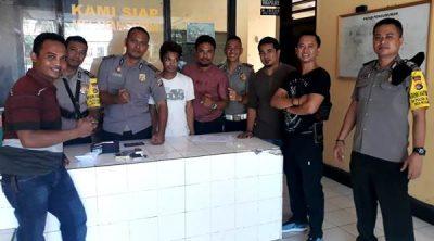 Saat Grebek Sabung Ayam, Polisi Amankan Pemuda Pemilik Sabu-sabu