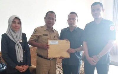 Berkas Pelanggaran Adminsitrasi Kepala SMPN 2 Tambora Diserahkan ke KASN dan Bupati