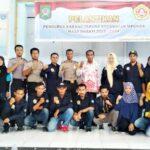 Abdul Haris Dilantik Jadi Ketua FPKT Kecamatan Mpunda