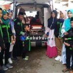 Nenek Idap Tumor Mata Diberangkatkan ke RSUP Mataram
