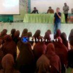 Sosialisasi Pemilih Pemula di MAN 2, Bakesbangpol Ajak Pelajar Tidak Golput