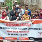 Relawan Demokrasi Gencar Sosialisasi Pendidikan Pemilih