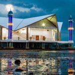 Tiap Tahun Dana Bantuan Masjid Terapung Sebesar Rp 300 Juta