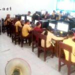 SMAN 4 Simulasi UNBK Ujian Nasional