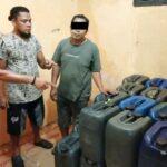 Polisi Gagalkan Penyelundupan Miras Dari NTT