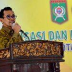 Buka Rakor Pendidikan, Walikota Ajak Implementasikan Maja Labo Dahu