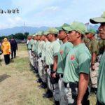 Polres Bima Apel Pasukan OMB, Persiapan Pengamanan Pemilu