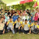 Mahasiswa KKN STKIP Bima Bersama KT Kelurahan Penanae Gandeng BSMI Gelar Baksos