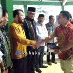 Lounching dan Bedah Buku Hazairin di STISIP Dihadiri Ketua MK