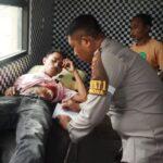 Lantaran Dendam dan Sakit Hati, Pemuda ini Dibacok Saat Nonton Orgen Tunggal