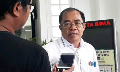 Kepala Dinas Dikbud Kota Bima Abdul Azis