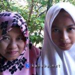 Khairunnisah, Siswi SMPN 3 Bolo Juara I OSN Matematika
