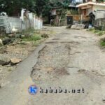 Warga Desa O'o Ngeluh, Jalan Tak Kunjung Diperbaiki