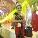 Juara Umum Indonesian Face Model 2019, Nurul Wakili Indonesia di Tingkat Asia