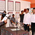 KPU Kota Bima Lantik 3 PPS Pengganti Antar Waktu