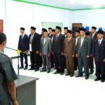 Kepala KUA dan Penghulu Kecamatan se-Kabupaten Bima Dilantik