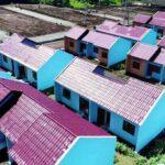 Pembangunan Rumah Program NSD Capai 60 Persen