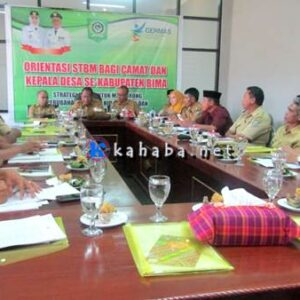 Kondisi Sanitasi dan PHBS Masyarakat Kabupaten Bima Masih Buruk, Dikes Gelar Orientasi STBM