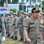 Dana LP Tidak Kunjung Cair, Pol PP Kota Bima Meradang