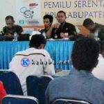 KPU Bima Rakor Penerapan Jadwal Kampanye Rapat Terbuka