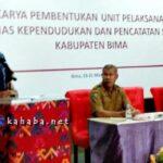 Permudah Pelayanan, Dinas Capil Bentuk 7 Cluster UPT di Kecamatan