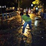 Hujan Lebat Sejak Sore, Kelurahan Jatibaru Barat Terdampak Banjir