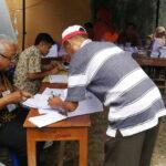 Panwascam Mpunda Temukan Kertas Suara Tertukar Dengan DPRD Kabupaten Dompu