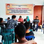 PPK Donggo Rekapitulasi Hasil Perhitungan Suara, 5 Desa Target Awal