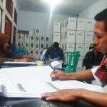 Rekap Tinggal 2 Desa, PPK Donggo Sering Temukan Kesalahan Saat Penjumlahan