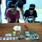 2 Pemuda Ini Ditangkap Saat Pesta Sabu-Sabu
