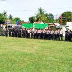 Polres Bima Gelar Apel Pasukan Gabungan dan Patroli Keliling