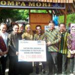Bantu UMKM di Kota Bima, BRI Gelontorkan Anggaran Rp 214 Juta