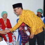 Walikota Kunjungi Bakti Sosial Operasi Katarak